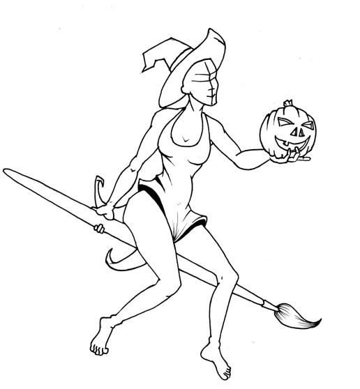 Etudes et croquis diverts et variés... Witch_small_002